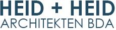 Logo von VORMALS BERNHARD HEID ARCHITEKTEN BDA GbR